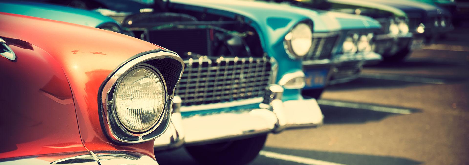 Amerikaanse auto