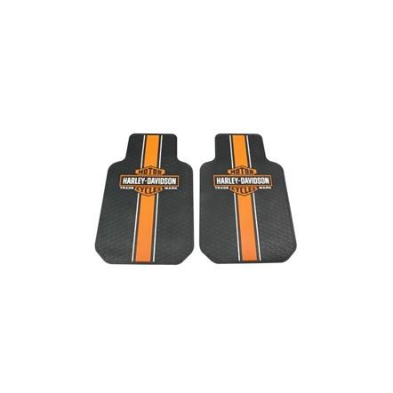 rubberen vloermat harley davidson 001413r01