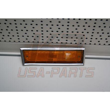 Side marker Chevrolet / GMC pick-up C-K 10/20/30 1980-`87 horizontaal links