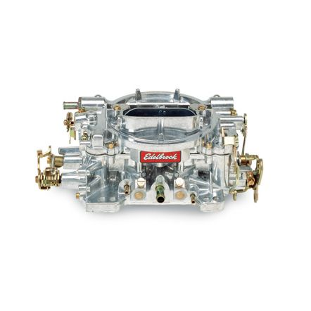 Edelbrock 1405 carburateur 600cfm Manual choke 4-bbl Non-EGR