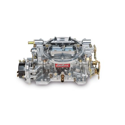 Edelbrock 1406 carburateur 600CFM 4-BBL electrische choke Non-EGR