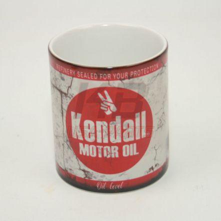 Kendall Motor Oil 11OZ Mok