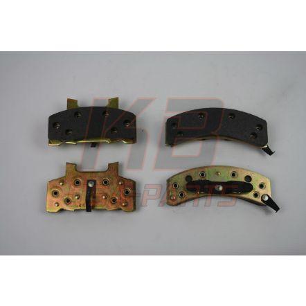 Fade-Free MKD-368 Semi-Metallic