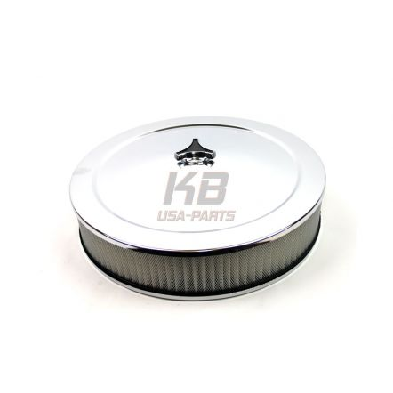 RPC R-2195 14 X 3INCH LUCHTFILTER chrome