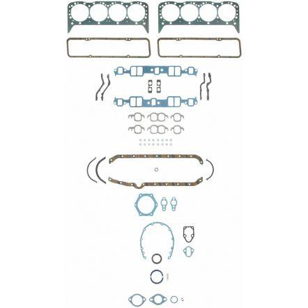 Sealed power 260-1000 GM 350 1957-79 2-piece rear seal