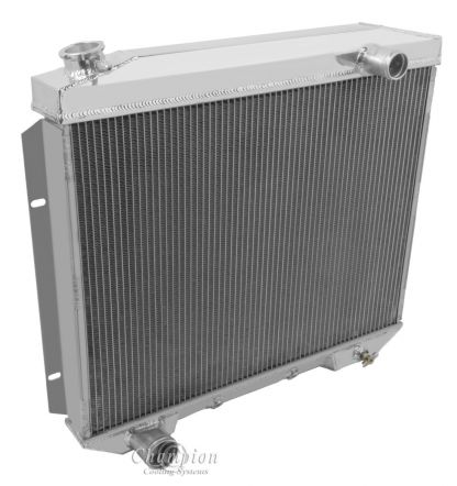 cc5759 | Champion radiator Ford 1957-`59