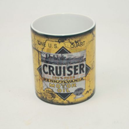 Cruiser Motor Oil 11OZ Mok