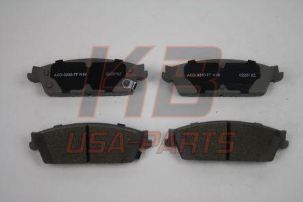 Ac-delco 14D1194CH Advantage-Ceramic