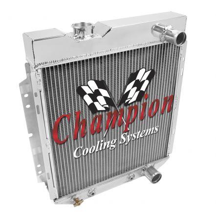 EC-259 | Champion 2 row model Ford mustang / Falcon / Ranchero / Comet