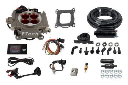 31003 | Master Kit Go Street EFI + In-line Fuel Pump