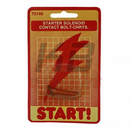 72146 | Dorman Start! starter solenoid contact bolt