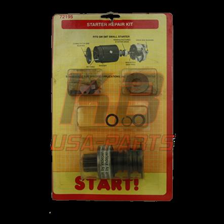 72195 | dorman start! starter rebuild kit
