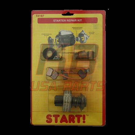 72197 | dorman start! starter rebuild kit