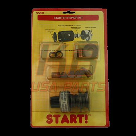 72200 | dorman start! starter rebuild kit