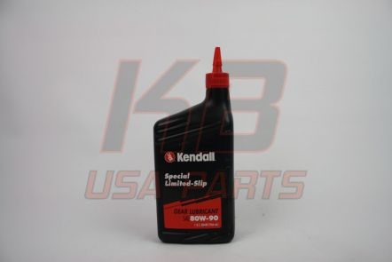 Kendall Special Limited-Slip SAE 80W-90 1qt (946ml)