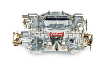 Edelbrock 1405 carburateur 600cfm Manual choke 4-bbl Non-EGR