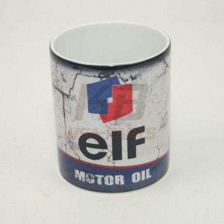 ELF Motor Oil 11OZ Mok