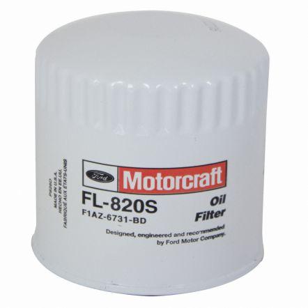 FL-820S | Motorcraft olie filter