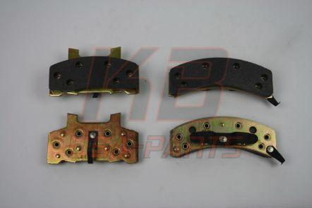 MKD-368 | Fade-Free Semi-Metallic
