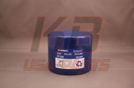 PF-1250 | = PF48 Ac-delco olie filter
