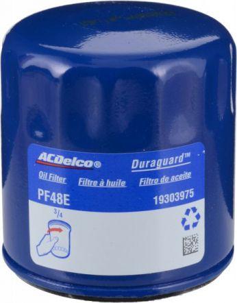 PF-1250 / PF-48 | Ac-delco olie filter