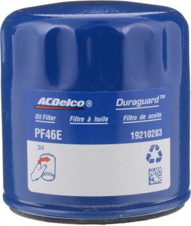 PF-46 | Ac-delco olie filter