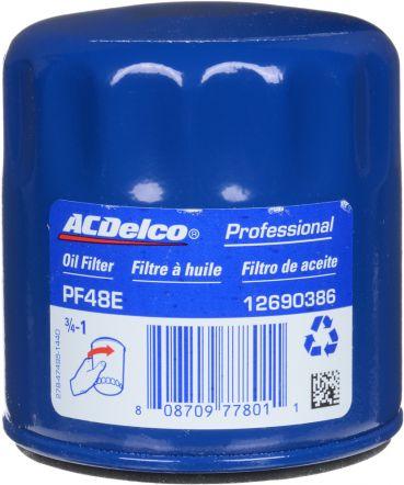 PF-48E | Ac-delco olie filter