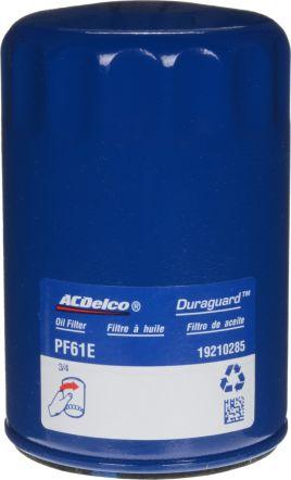 PF-61E | Ac-delco olie filter