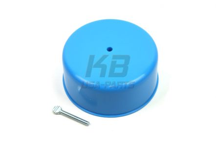 R-2012 | RPC Carburator Cover 4bbl Blue Plastic