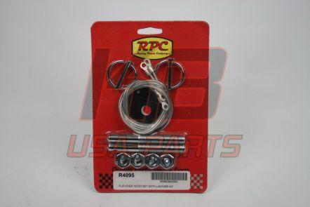 R-4095 | RPC Flip over Hood set