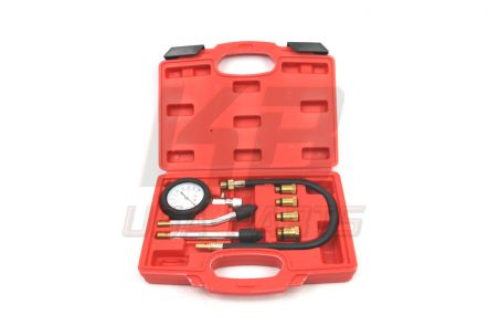 818015 | Sonic® Compressietest-set voor benzinemotoren 8-dlg.