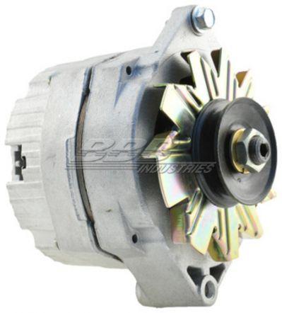 7127-3 | Wilson dynamo 63 amp met ingebouwde spanningsregelaar