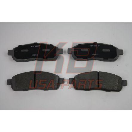 Ac-delco 14D1083MH Semi-Metallic