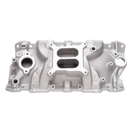 Edelbrock 2701 Performer EPS Intake Manifold for 1955-`86 Small Block Chevy
