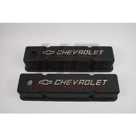 RPC® R-6336 Aluminium zwart chevrolet bowtie + test hoog model