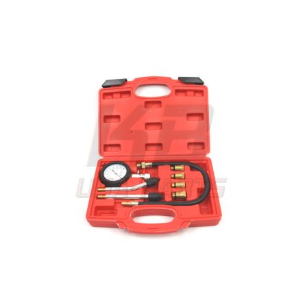 Sonic® 818015 Compressietest-set voor benzinemotoren 8-dlg.